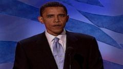 VIDEO: President Obama Before He Was a Senator Speaks at the 2004 DNC