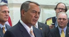 VIDEO: Boehner Calls Obama Impeachment Talk a Scam