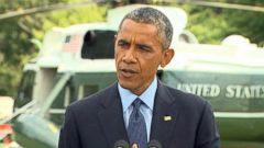 VIDEO: Obama: New Round of Sanctions Doesnt Mean New Cold War