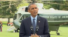 VIDEO: President Obama Announces New Sanctions on Russia