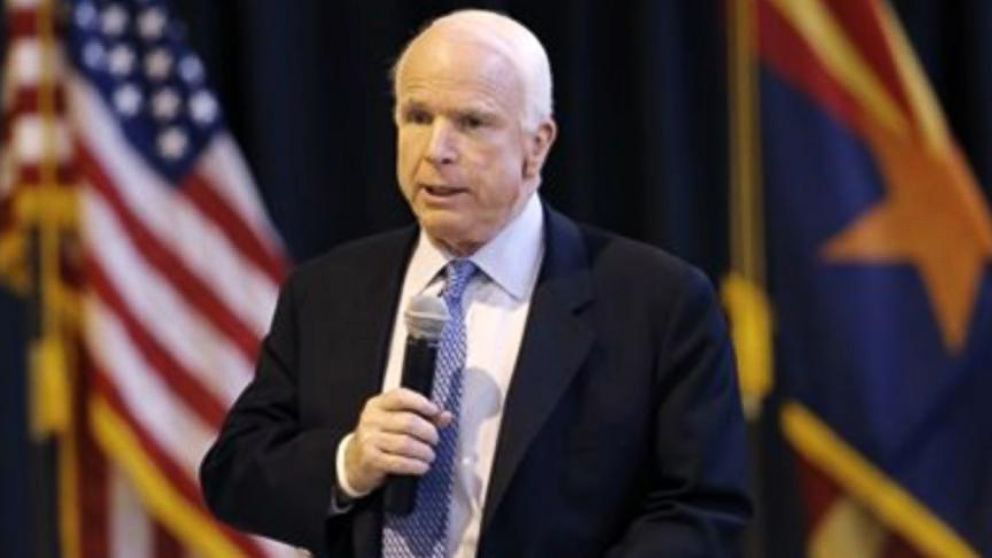 VIDEO: John McCain Says US, FIFA Should Reconsider Russian World Cup