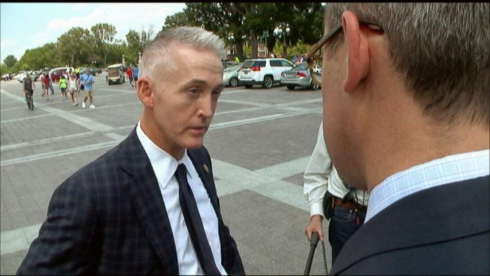 VIDEO: How Rep. Gowdy Says Hell Keep Benghazi Committee From Becoming a Circus