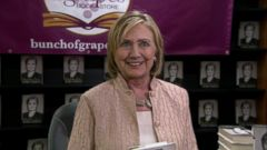 VIDEO: Will Hillary Clinton Hug It Out With Obama?