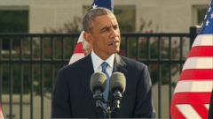 VIDEO: President Obama Speaks on at the Pentagon on the Anniversary of 9/11