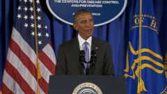 VIDEO: Obama: In West Africa Ebola Is Now an Epidemic