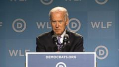VIDEO: Biden Lauds Former Senator Bob Packwood In Speech On Domestic Violence