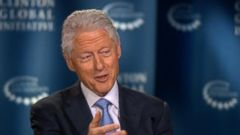 VIDEO: Bill Clinton Surprised Intruder Walked Into White House
