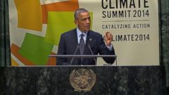 VIDEO: Pres. Obama: World Must Take on Climate Change Before Its Too Late