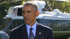 VIDEO: Obama Delivers Remarks on ISIS Airstrikes in Syria: Not Americas Fight Alone