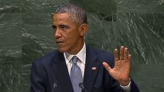 VIDEO: Obama: An Inclusive Syrian Govt Is the Only Way Madness Will End