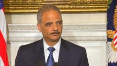 VIDEO: Attorney General Eric Holder Announces Resignation