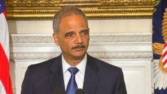VIDEO: Attorney General Eric Holder Announces Resignation