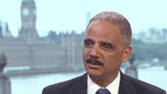 VIDEO: Attorney General Eric Holder Set To Resign