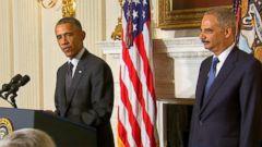 VIDEO: President Obama Remarks on AG Holder Resignation