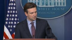 VIDEO: White House Defends Ebola Coordinator