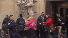 VIDEO: Eye Witness Greta Levy: As Soon As I Saw the Gun, I Put My Head Back Down