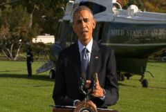 VIDEO: President Obama Discusses Ebola in America