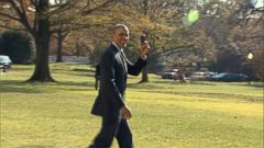 VIDEO: Whoops! Obama Forgets Blackberry At Home