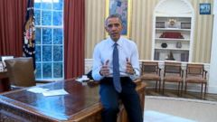 VIDEO: President Announces He Will Act Alone On Immigration