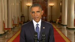 VIDEO: Obama Talks About Immigration Reform