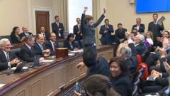 VIDEO: Members-Elect Try Their Luck at Congressional Office Lottery