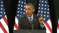 VIDEO: Obamas Big Gamble