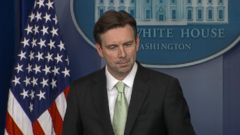 VIDEO: White House Says Hagel Resignation Mutual Decision