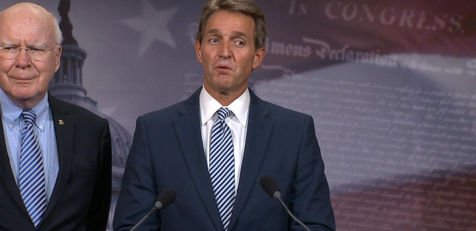 "VIDEO: Sen. Jeff Flake says normalization of U.S.-Cuban relations ""long past due."""