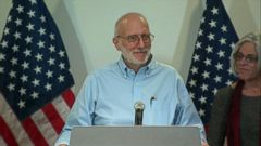 "VIDEO: Alan Gross says he ""fully supports"" a changing relationship with Cuba."