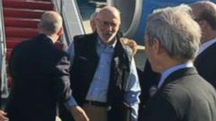 VIDEO: After five years, Alan Gross has been released from a Cuba prison and returned to U.S. soil.