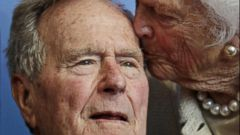 VIDEO: George HW Bush Spends a Fourth Night in the Hospital