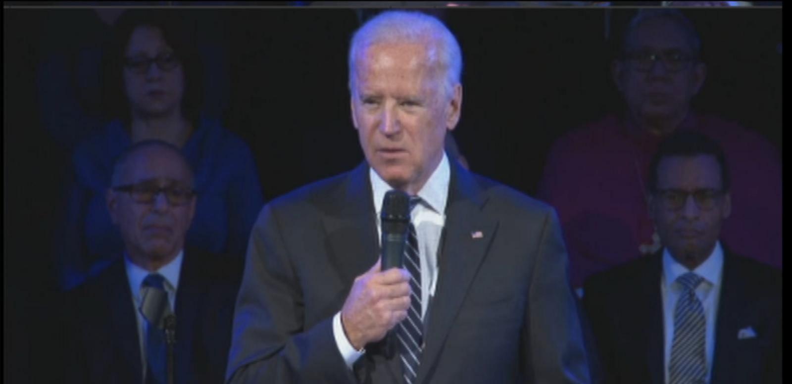 VIDEO: VP Joe Biden Delivers Remarks at Slain NYPD Officer's Funeral