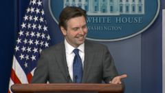 VIDEO: Press Secretary Josh Earnest tells the Patriots quarterback not to quit his day job.
