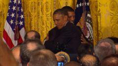 VIDEO: Kevin Johnson Intros Obama Over Bulls Theme Music