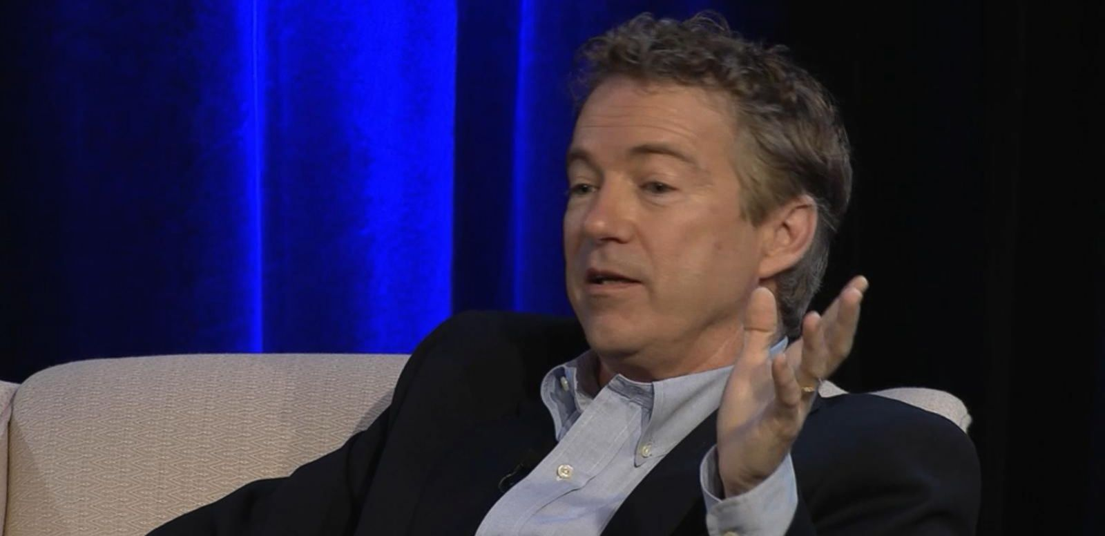 VIDEO: Rand Paul Wishes for Rule Against 'Yes or No Answers'
