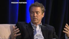 VIDEO: Rand Paul on Possible Romney Run
