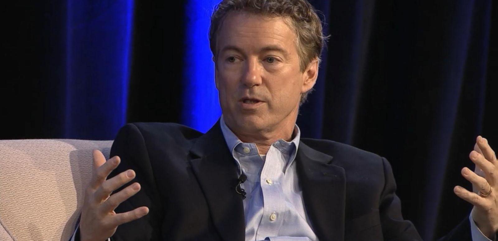 VIDEO: Rand Paul on Possible Romney Run