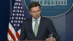 VIDEO: White House Does Not Consider Taliban Terrorist Group