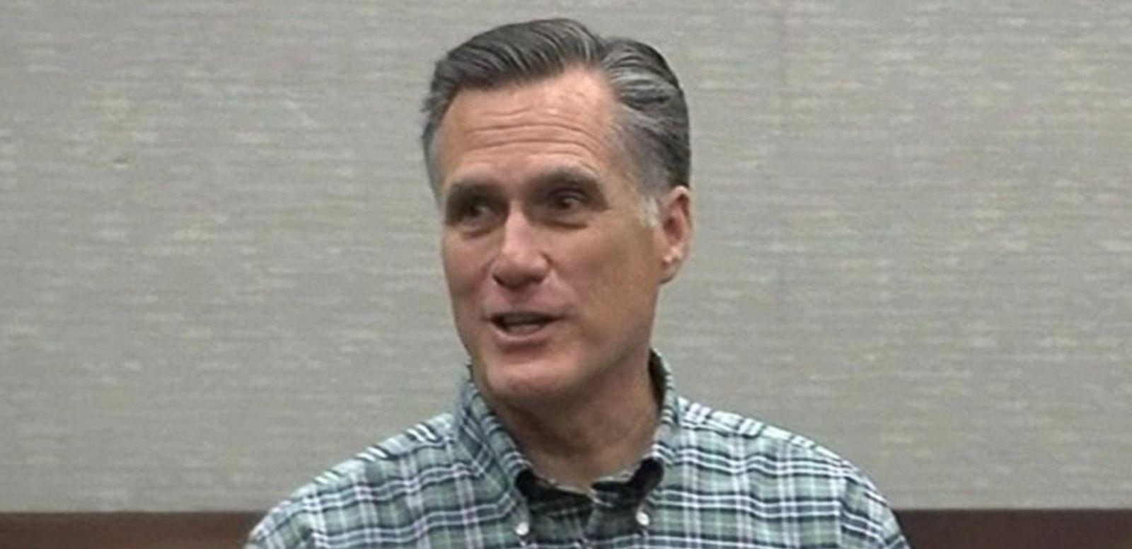 VIDEO: Mitt Romney 2016 Decision Shakes Up GOP Presidential Race