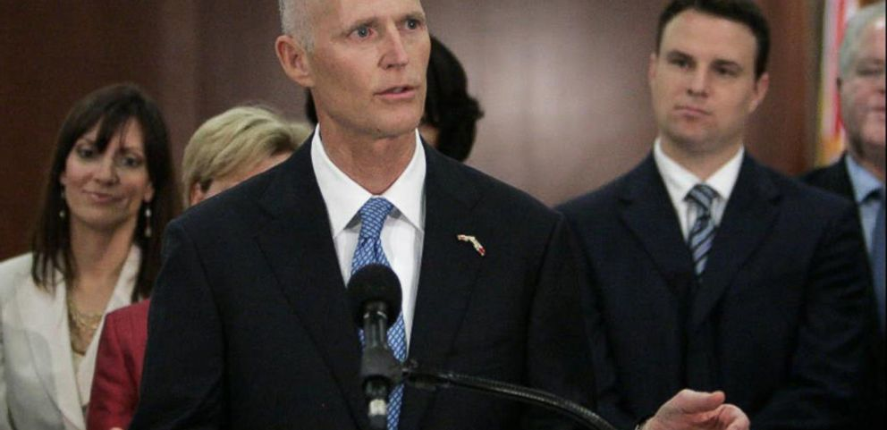 VIDEO: Florida Gov. Rick Scott Weighs In On 2016 Presidential Race
