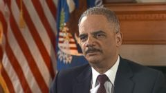 VIDEO: Attorney General Holder Vows To Hold Jihadi John And ISIS Accountable