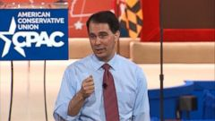 VIDEO: In CPAC Speech, Scott Walker Says He Can Take on ISIS