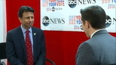 VIDEO: Likely 2016 Candidate Bobby Jindal Pitches Himself as a Full-Spectrum Conservative
