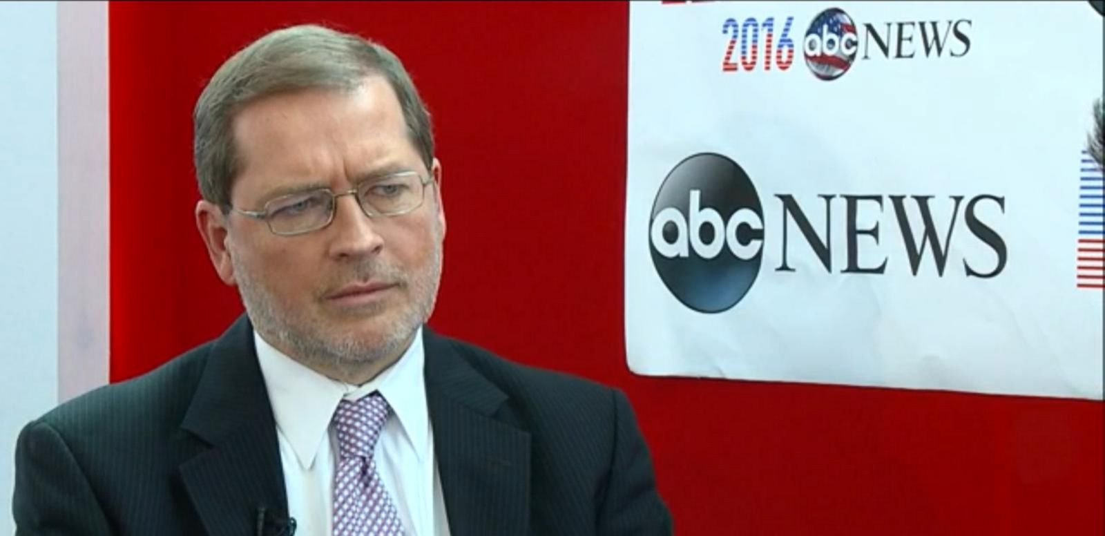 VIDEO: Grover Norquist Says It's a 'Little Bit' Like Being a Rock Star When He's at CPAC