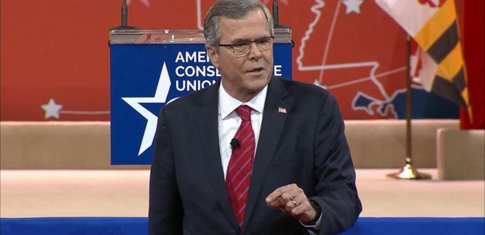 VIDEO: Jeb Bush doesn't stick by immigration and common core positions.