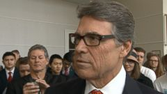 "VIDEO: Rick Perry on Making a Good ""Second or Third Impression"" at CPAC"