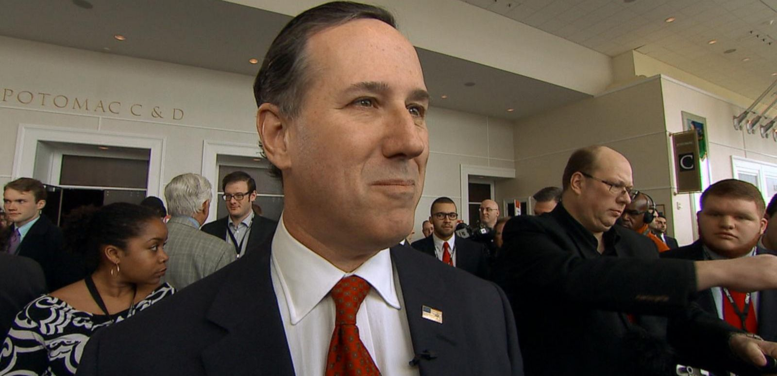 VIDEO: Rick Santorum Says Winning a Straw Poll OnIy Requires Spending a 'Lot of Money'
