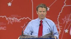 VIDEO: Rand Paul at CPAC, Promises Largest Tax Cut in American History