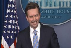 VIDEO: White House Wont Say If Clinton Broke the Law by Using Personal Email Only