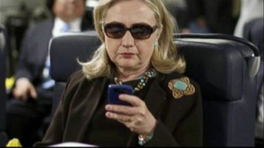 Hillary Clinton As